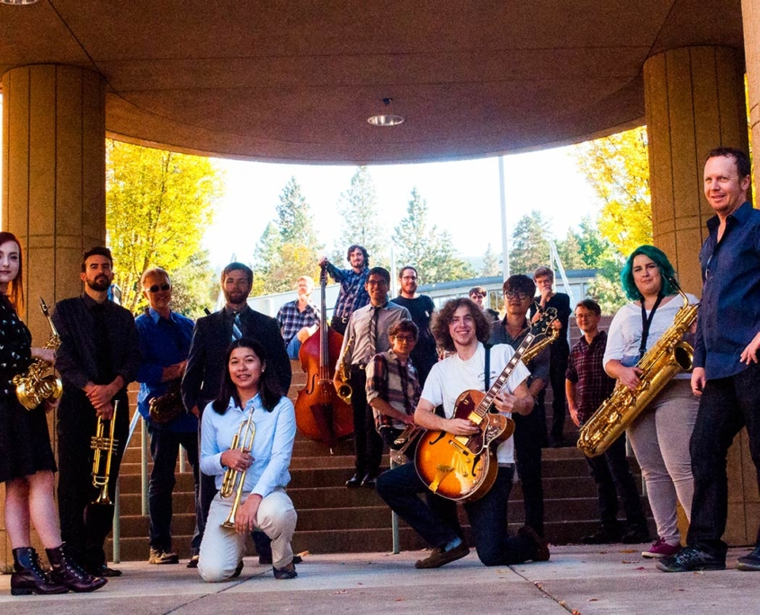 Jazz Ensemble – SOU Performing Arts