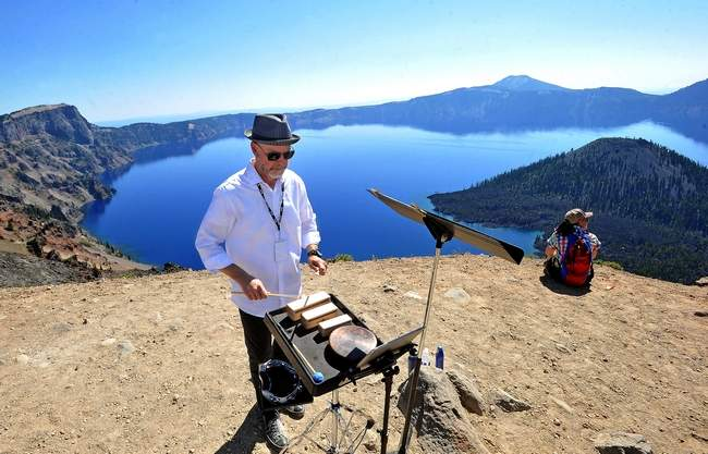 Sounds of Crater Lake