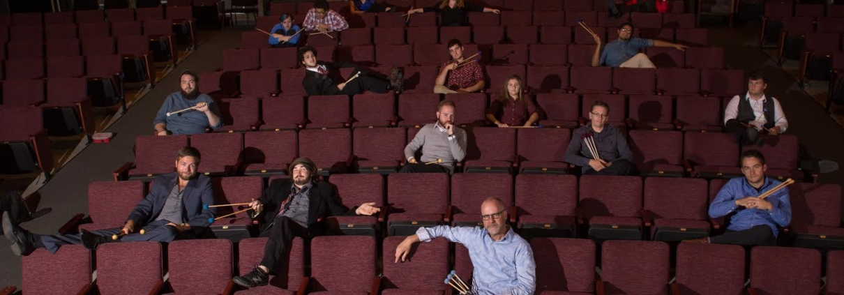 Audience in Music Hall Seating
