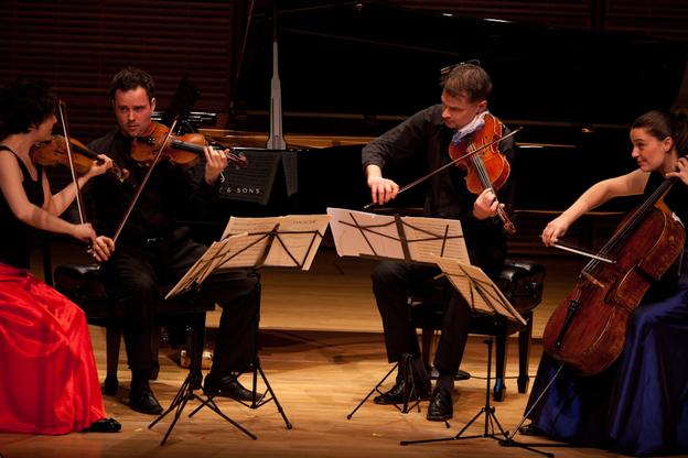 Elias Quartet SOU Music Recital Hall